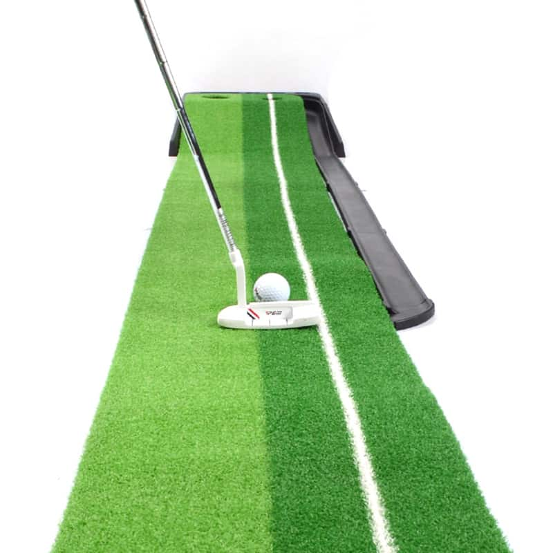 PGM-indoor-Golf-Putter-Practice-Set-Putting-Green-Trainer-Green-Mat-Automatic-Return-Fairways-Equipment-Golf